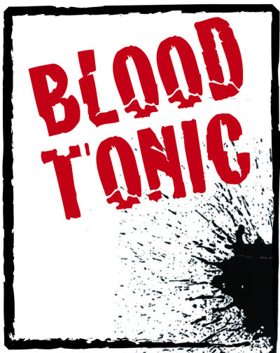 Blood Tonic Bottle Label