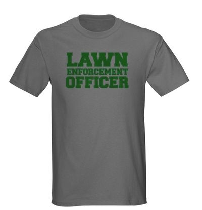 Shirt - lawnenforcementofficer