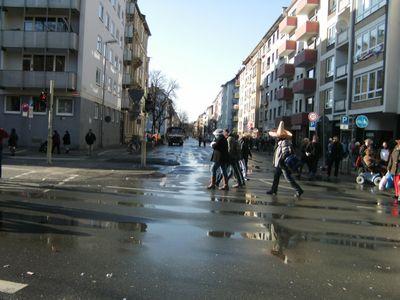 Clean street
