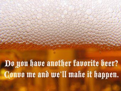 Beer bubbles script