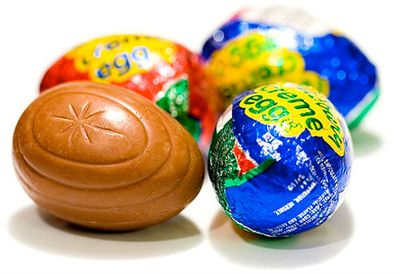 Cadbury-cream-eggs-in-wrappers
