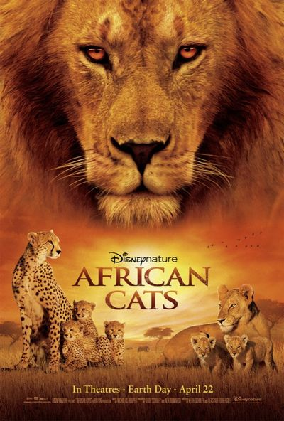 Africancats poster